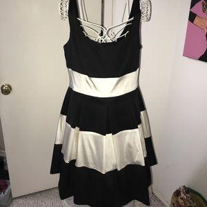 Black/White size 16 Ralph Lauren Dress